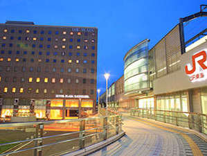 ホテルプラザ勝川