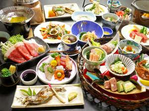 篠山ならではと、季節の美味をぜ~んぶ食べて欲しいからこのボリューム(^^)b