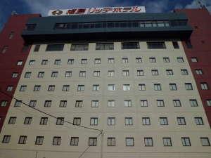 福島駅東口から徒歩約3分、好立地。