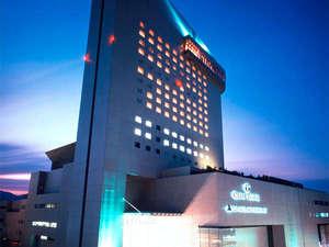大分オアシスタワーホテル(旧:大分全日空ホテル):写真