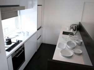アパートメントキッチン