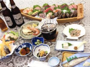 *舟盛りやご宴会料理の別注文も承っております。ぜひご相談下さい。