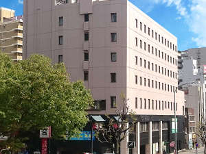 ホテルアベスト大須観音駅前(旧:オースプラザ):写真