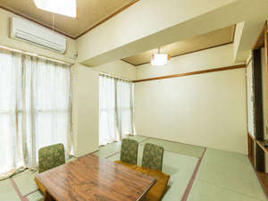 和室1~5人部屋