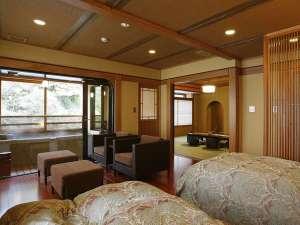 全4室だけの温泉付スイートルーム「雅 ~Suite~」