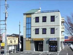 ビジネスホテル塩原