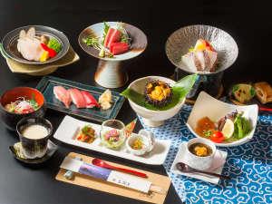 【お料理】大間鮪膳プラン一例