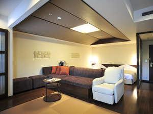 ◆和洋室/マッサージチェアも完備しております(客室一例)