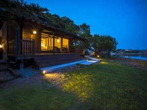 水辺の離れ Calme(カルム) [ 京都府 京丹後市 ]  久美の浜温泉郷