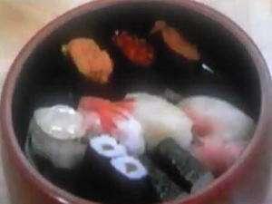 岩内町 お寿司 上握り 1人前 (出前)