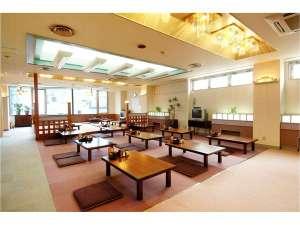 綺麗な食堂
