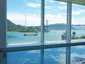 関門海峡を一望できる絶景の宿 満珠荘 image