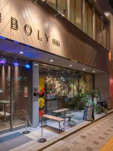 THE BOLY OSAKA [ 大阪市 中央区 ]