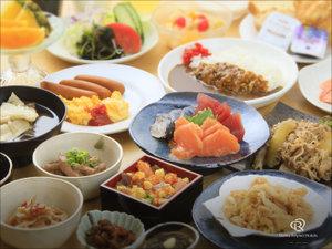 ◆朝食バイキング 一例