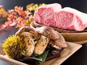 秋の松茸&近江牛フェア!《予約制・数量限定メニュー》和食 清水【10/2~15】