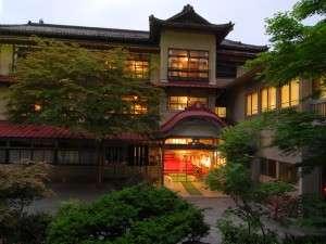 【鉛温泉・藤三旅館】岩手花巻温泉郷の画像