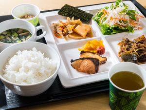 栄養バランスや無添加にこだわった健康朝食が無料でお召し上がりいただけます♪