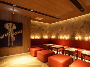 【サウスウイング Gallery Lounge】宿泊者専用ラウンジでフリーカフェをどうぞ