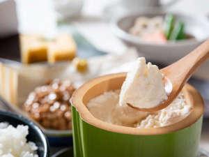 【朝食】天空の大地 久住高原ホテル特製 自家製豆腐
