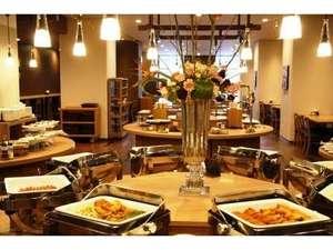 朝食レストラン ラメール(営業時間6:30-9:30)和洋食バイキング!