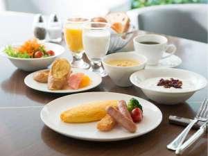オールデイダイニング「パーゴラ」朝食イメージ
