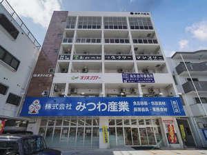 OYOホテル 美らガーナハウス壺川 那覇