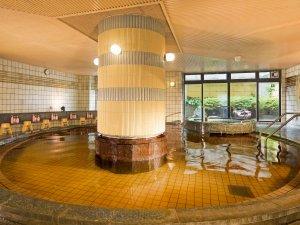 【女子大浴場】シャンプーバーもお楽しみいただけます。