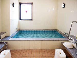 *【お風呂】広々とした大浴場で、心身ともにリフレッシュ!