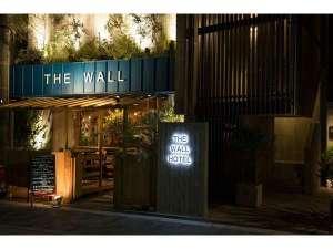 THE WALL HOTEL [ 大阪市 中央区 ]