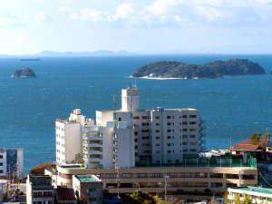 海と空と風の宿 ホテル明山荘