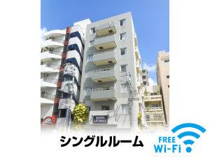 ホテルリブマックスBUDGET那覇松山