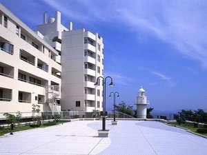ホテルたつき名物「橋田鼻灯台」
