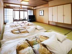 ◆和室12畳◆【広さ:12畳】小さいお子様も安心してお泊まり出来ます。
