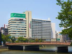 西鉄イン福岡(アクロス福岡前):写真