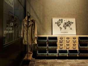 【BUNDOZA CAFE & BAR】オーセンティックなデザインファニチャー