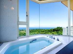 海一望のバスルーム【ビスタバス】で開放感あふれる素敵なバスタイムを