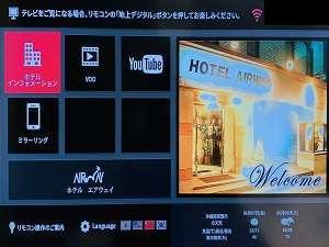ホテル エアウェイ image
