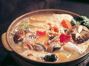 【あんこう鍋】当館自慢!冬の味覚・あんこう鍋