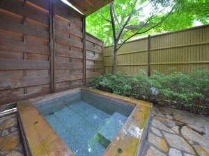 別館306号室「メゾネットダブル」別館のお風呂は2人でも余裕♪