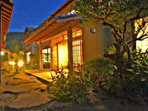 夕食お部屋食の料理宿 和風旅館 津江の庄:写真