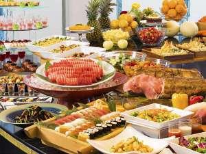 三崎マグロ食べ放題の大人気ディナーバイキング♪(イメージ)