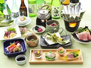 2019年春の和食膳一例