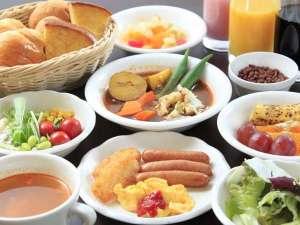 1階レストランMODISH♪和洋のブッフェ【朝食】
