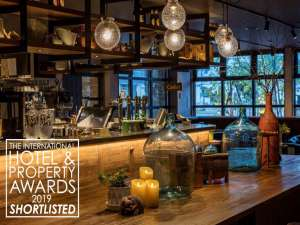 【Cafe&Bar334】「THE INTERNATIONAL HOTEL & PROPERTY AWARDS 2019」へノミネートされました。