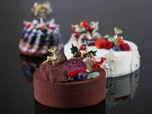 2017クリスマスケーキ(5種類ご用意しています)