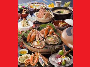 蟹御膳 料理イメージ