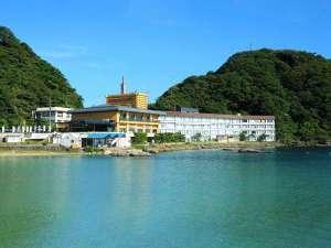 海を望む客室が自慢の奥城崎シーサイドホテル