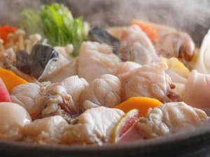 美味しく温まる「淡路島3年とらふぐ」のてっちり(イメージ)