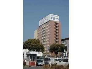 東横イン 徳山駅新幹線口:写真