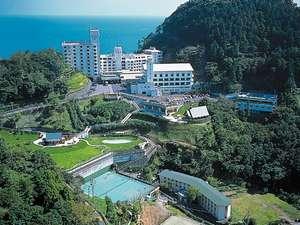 焼津グランドホテル 外観